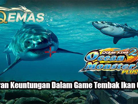 Tawaran Keuntungan Dalam Game Tembak Ikan Online
