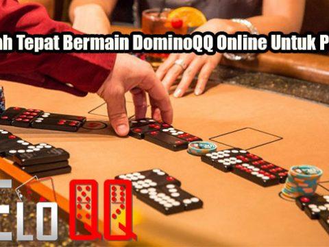 Langkah Tepat Bermain DominoQQ Online Untuk Pemula